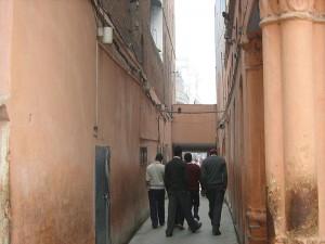 Entrance to Jalianwala Bagh
