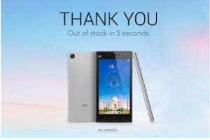 Xiaomi makes a mockery of Mi 3 sales - The Times of India