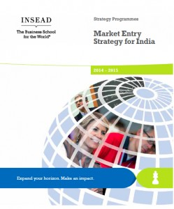 INSEAD Market Entry Strategy for India (MESI)