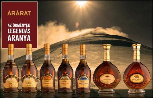 Ararat Brandy: Transforming a Legend in to a Modern Icon